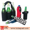 Neoprene wine cooler bag