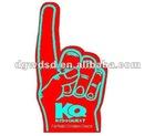 2013 Popular Sport Sponge Custom Gian Hand
