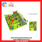 Indoor play ground naughty castle children happy catle
