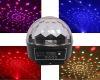 18w LED magic stage ball light*18w led crystal ball stage lighting