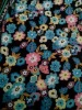 2013 Newest rayon viscose fabrc with flower,rayon fabric wholesale,printed fabric