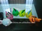 3d flashing PVC toys