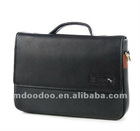 genuine leather business style and light men's briefcase