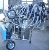 Vacuum Pump Milking Machine (Double Buckets)