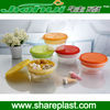 2012 New Plastic Storage Box For Food