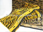 cotton tiger stripe towel.tiger stripe towel,tiger stripe bath towel