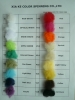 virgin polyester staple fiber(color fiber)