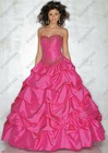 Amazing Fresh Color Sweetheart Ruched Ball Gown Quinceanera Dress Patterns QV-080