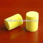 safety wireless cylindrical PU foam earplugs SNR: 33db