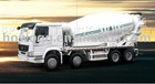 Sinotruk Concrete Mixer 8x4 Quick Delivery Best Service