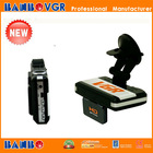 HD dvr car black box with GPS, radar, motion detection
