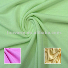 Combed CVC plain dyed interlock knitting cloth fabric