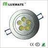 5W Alumiunm LED ceiling light
