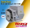 Single Phase diesel generator alternators 6.8KW
