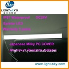 Waterproof LED Tube replace LED Neon for linear light