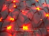 Multicolor LED Net lights for outdoor
