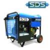 60hz 6kva E start gasoline generator