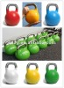 hollow steel competitive kettlebell