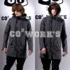2012 Stylish & Fashion Designer Men's Coat 50131