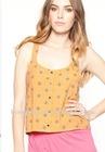 Polka Dots t shirt for women HST628
