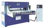 PVC hydraulic pressure die cutting machine