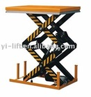 Double Scissor Lift Table HD series