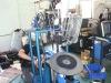 disc broom making machine