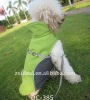 Waterproof function nylon and polar fleece warm dog coats and jackets
