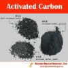 activated carbon production
