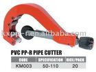 pipe cutter PVC