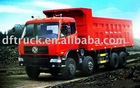 31T heavy duty truck mining dumper Dongfeng EQ3310LZ3G2 Tipper Truck