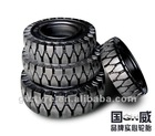 Lift truck solid tyres/tire