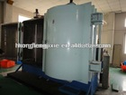plastic high vacuum metallizer unit