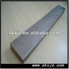 Electroplating Titanium clad copper flat bar