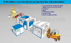 Concrete Blocks Making Machines