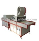 automatic gold power and UV solidify machine