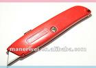 Alloy Blade retractable Zinc alloy pocket knife