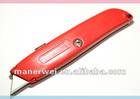 Alloy Blade retractable Zinc alloy pocket knife
