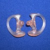 Surgical Silicone Replaceable earmold two way radio accessories 04-