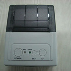 WH-M01 Portable printer; Mobile thermal printer USB 58mm paper width