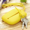nice silicone key purse/ coin case