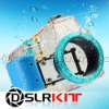 Meike 40M/130ft Waterproof Underwater Case Camera Housing Diving For SONY NEX-5N 16mm