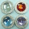 2011 diamond foldable handbag holders for table