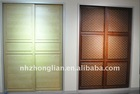 GY85 aluminum interior door