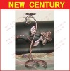 wrought iron candleholder GY7040