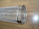 Stainless Steel Single Bag Basket Strainers