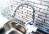 electric plastic faucet