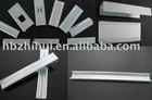 CE approved gypsum board channels