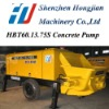 HBT60.13.75S Concrete Pump(construction machine)
