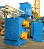 Q376 Double Hook Shot Blasting Machine ( dia.600x1100mm)